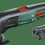 Акумуляторный універсальный різак Bosch PMF 10,8 LI 0603101923