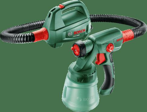 Краскораспылитель Bosch PFS 2000 Код 12006