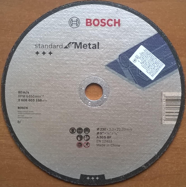 круг-bosch
