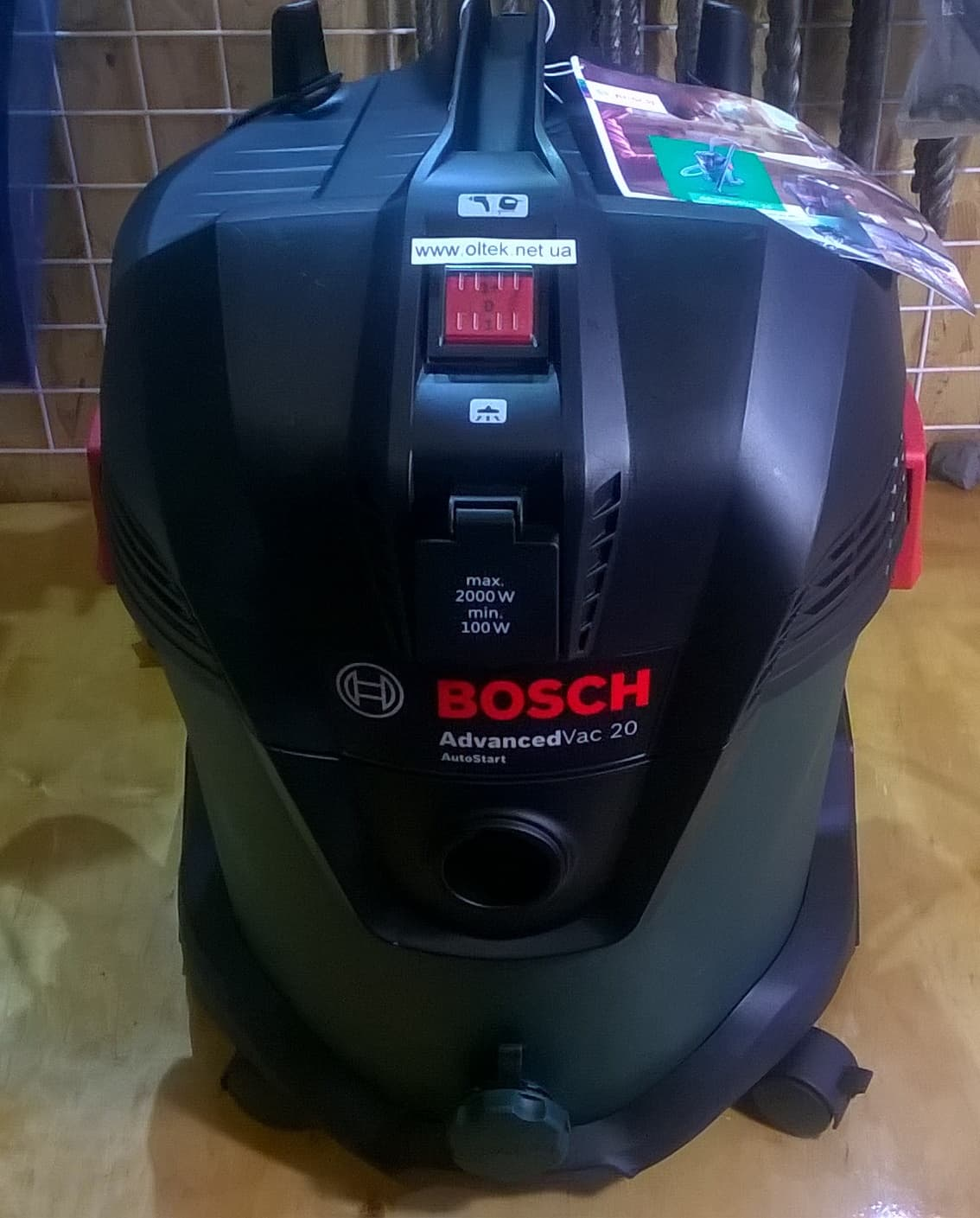 Bosch-VAC-20