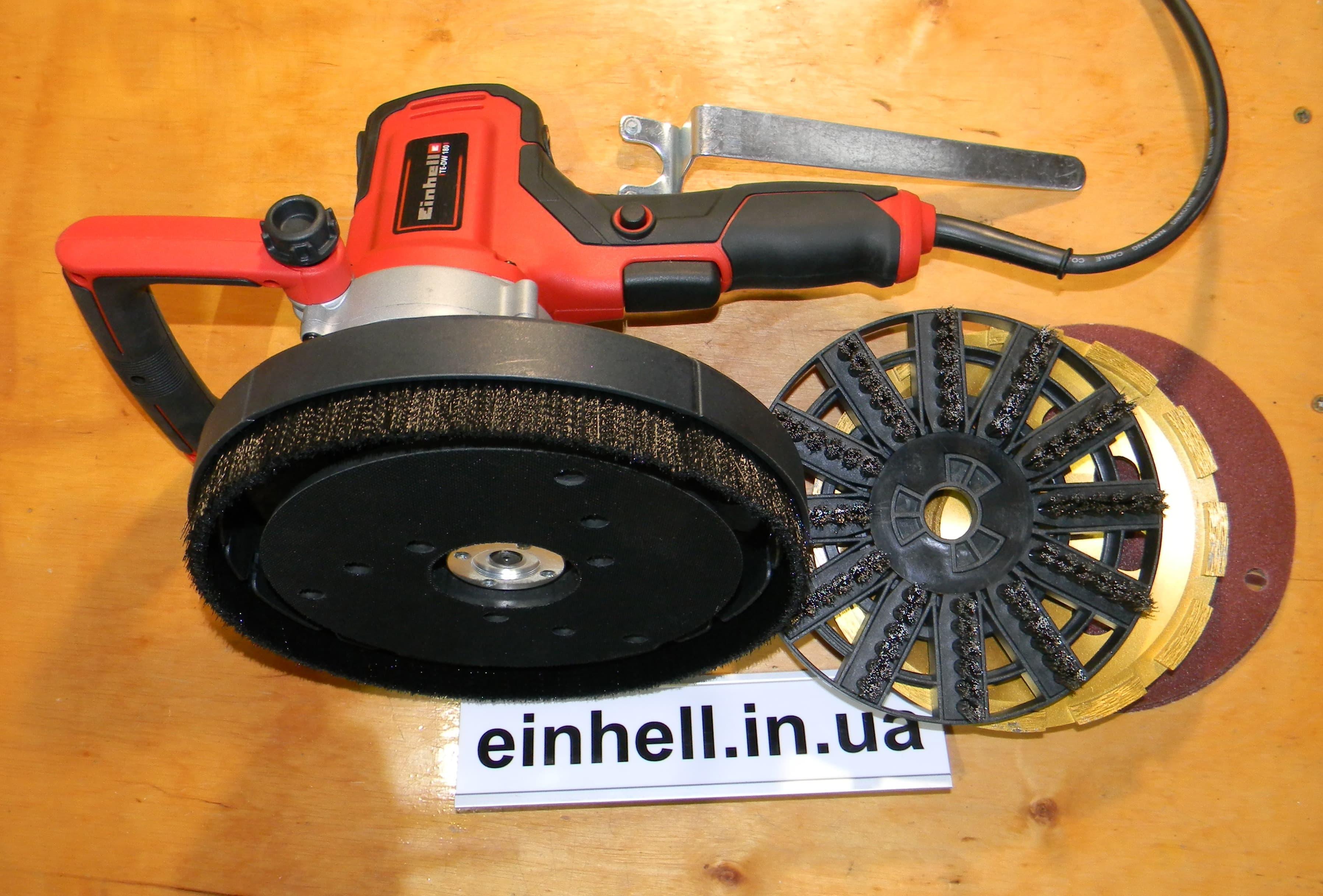 Einhell TE-DW 180 (1)