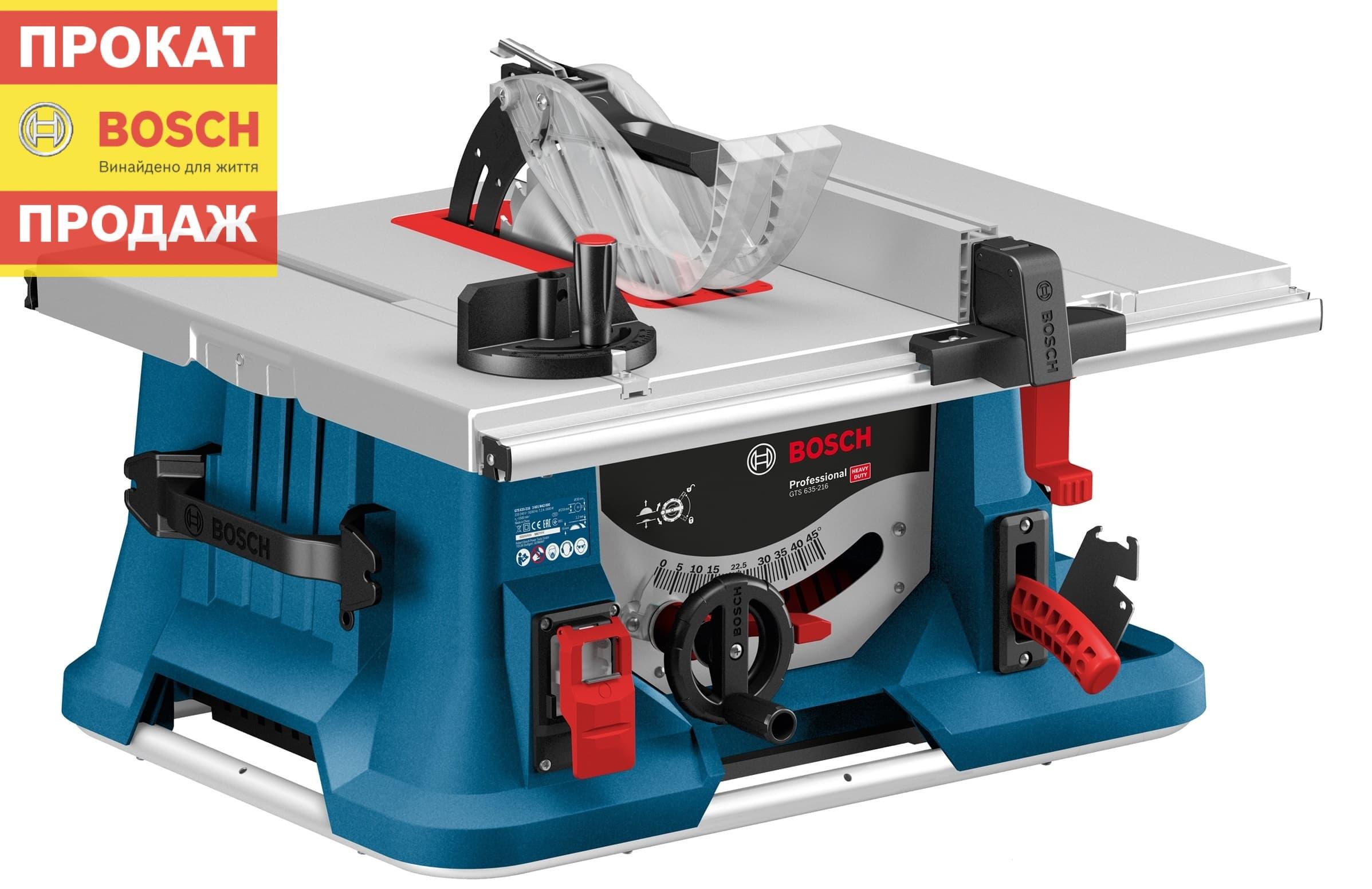 Bosch-GTS 635-216
